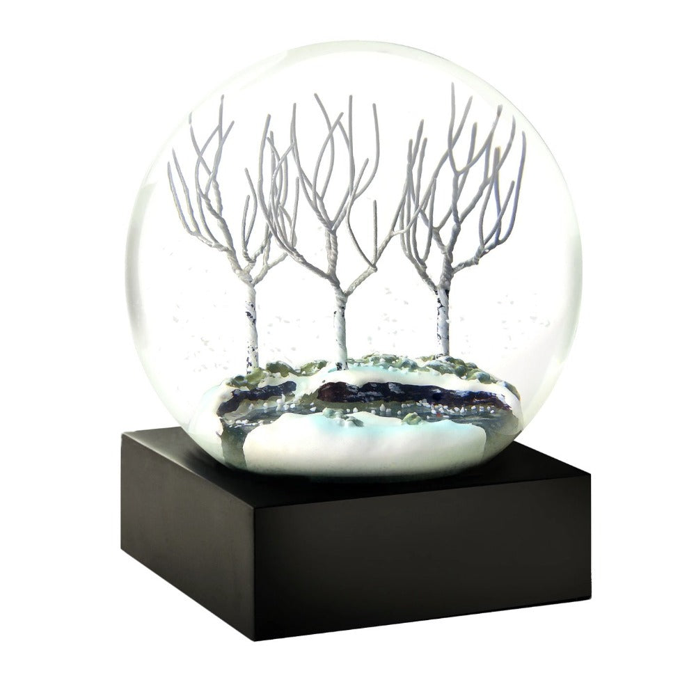 CoolSnowGlobes - Winter Snow Globe