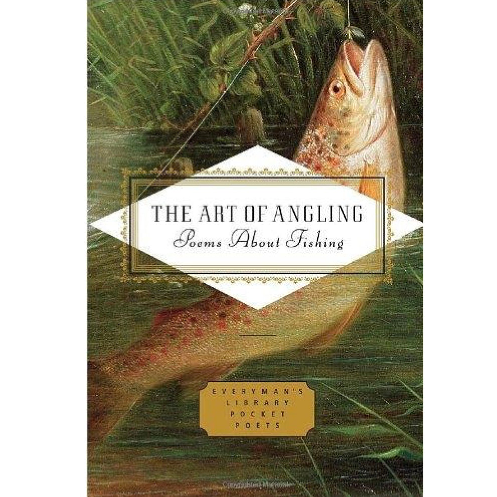 Everyman's Library - The Art of Angling, RH-Random house, Putti Fine Furnishings
