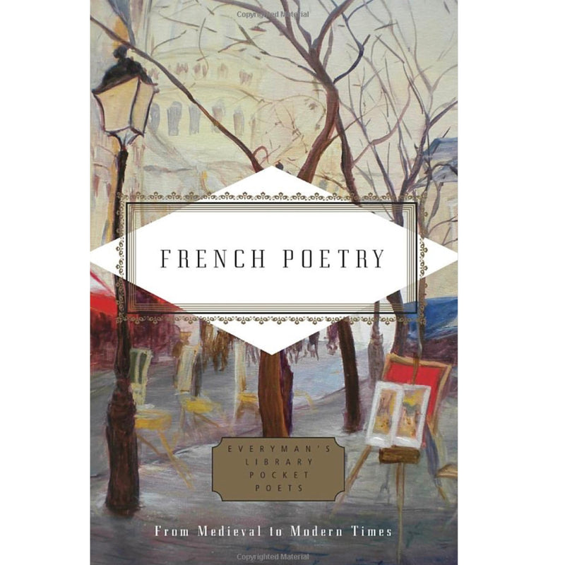 Everyman's Library - French Poetry