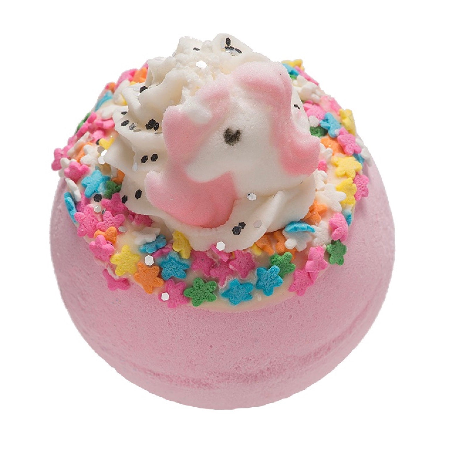 "Bomb Cosmetics UK ""I Believe in Unicorns"" Bath Blaster, BCUK-Bomb Cosmetics UK, Putti Fine Furnishings"