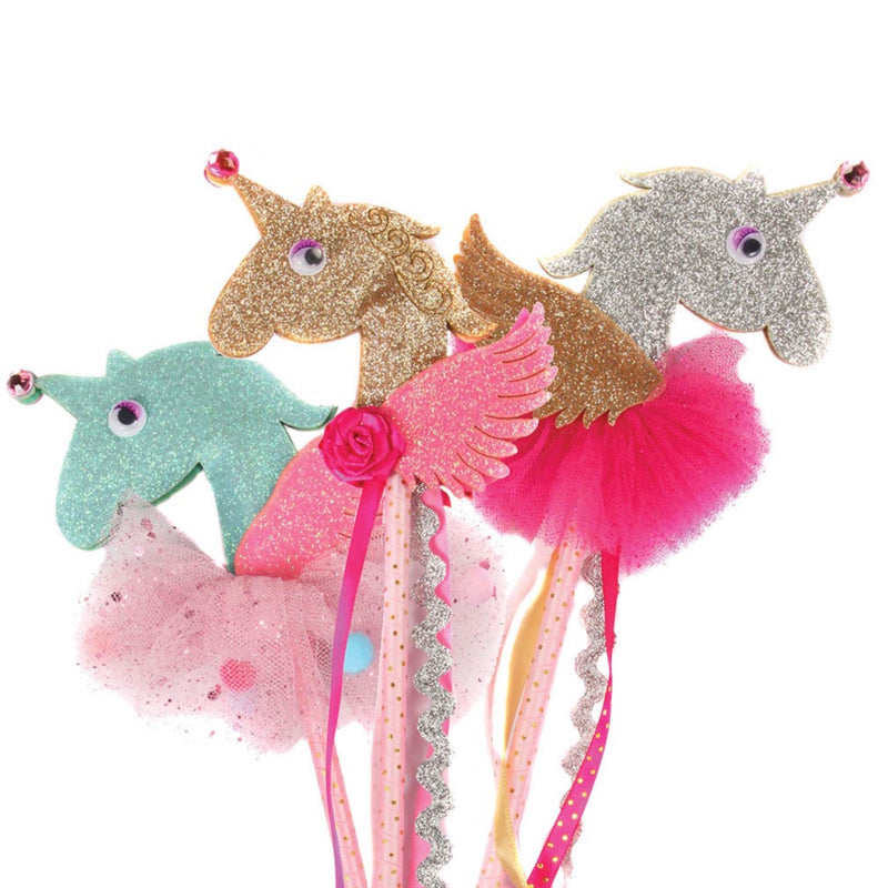 3D Unicorn Wand, Creative Education, Putti Fine Furnishings