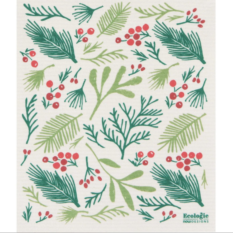 Now Designs Bough and Berry Swedish Towel