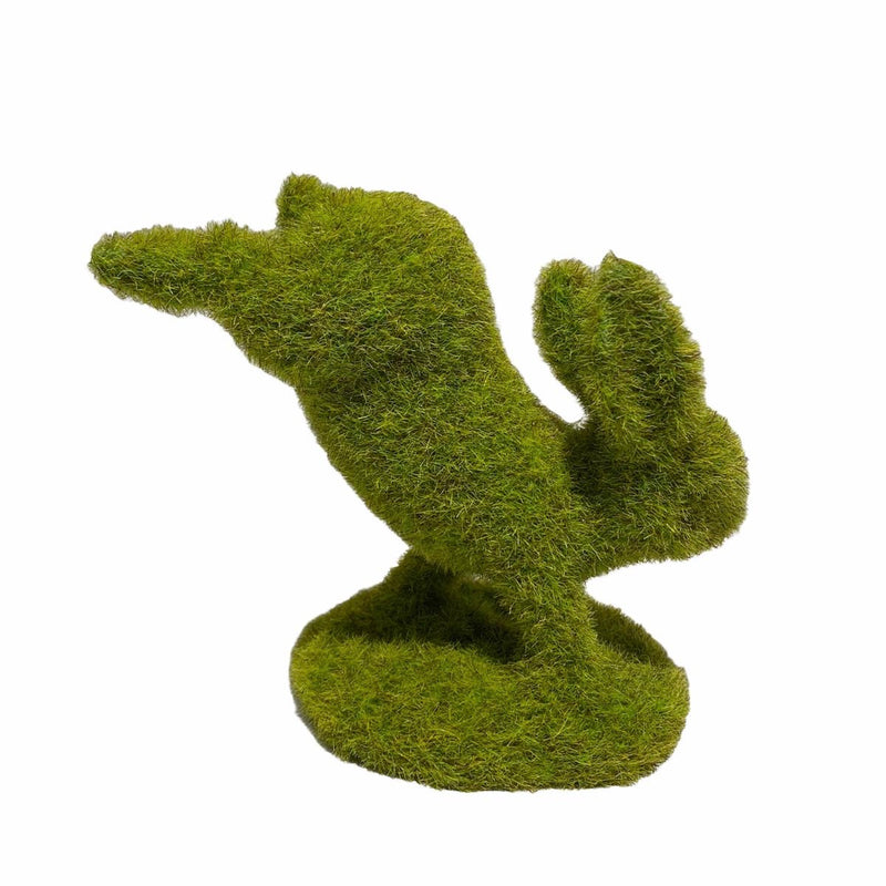 Leaping Moss Rabbit