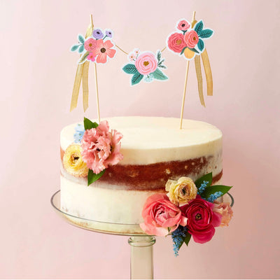 Rifle Paper Co. Garden Party Cake Topper