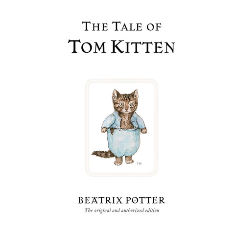The Tale of Tom Kitten-Book-RH-Random house-Putti Fine Furnishings