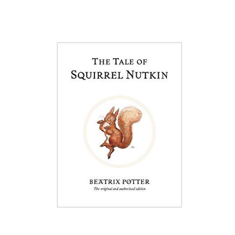 The Tale of Squirrel Nutkin-Book-RH-Random house-Putti Fine Furnishings