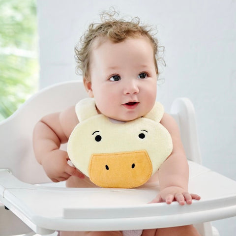 Elegant Baby Buddy Bib - Duck, EB-Elegant Baby, Putti Fine Furnishings