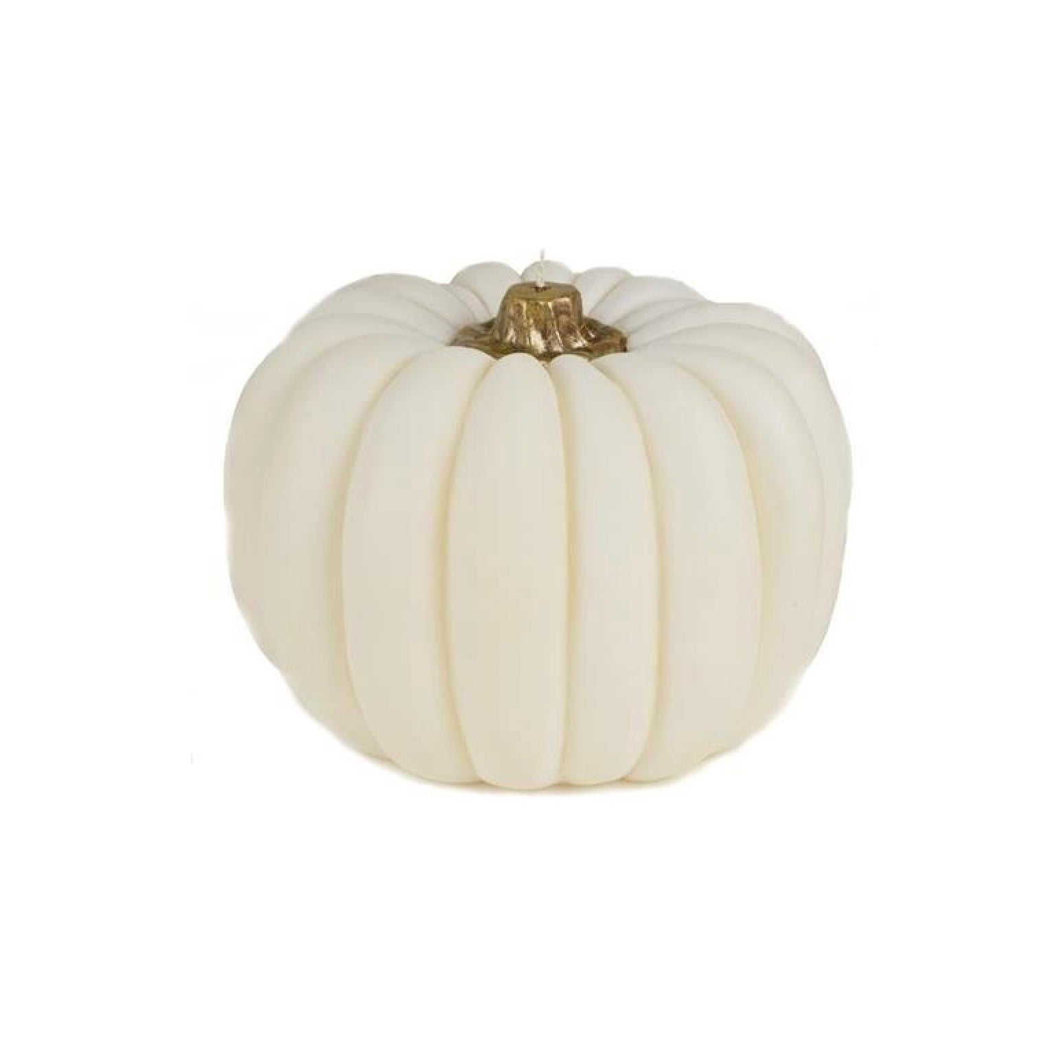 White Pumpkin Candle, BC-Boulevard Candles, Putti Fine Furnishings