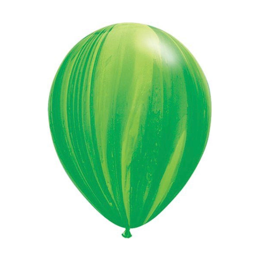 "Green Agate Balloons 11"", SE-Surprize Enterprize, Putti Fine Furnishings"