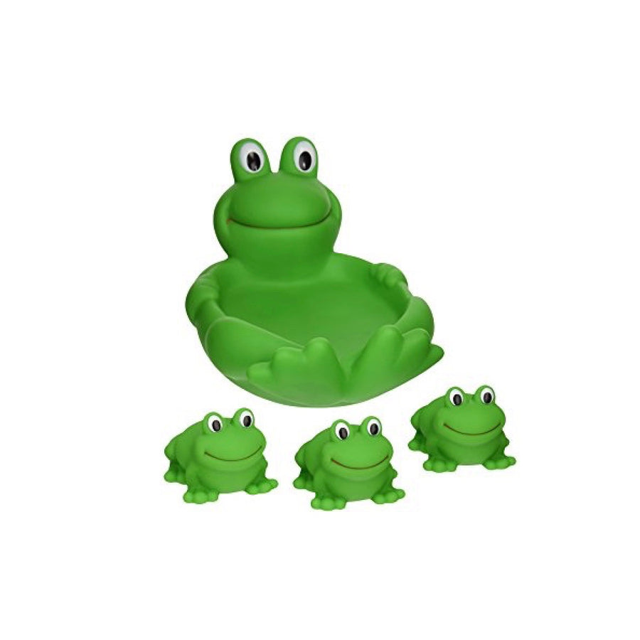 Elegant Baby Lazy Tubbies - Frog