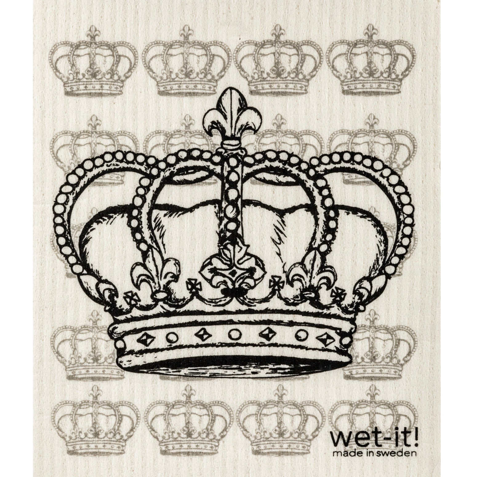 Royal Crown Swedish Cloth, ST-Sweedish Treasures, Putti Fine Furnishings