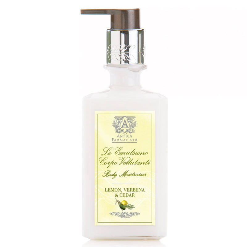 Antica Farmacista Body Moisturizer - Lemon Verbena & Cedar, AF-Antica Farmacista, Putti Fine Furnishings