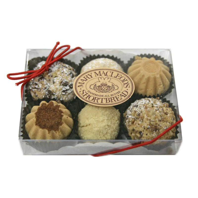 Mary Mcleod's Shortbread Selection, MMS-Mary Mcleod's Shortbread, Putti Fine Furnishings