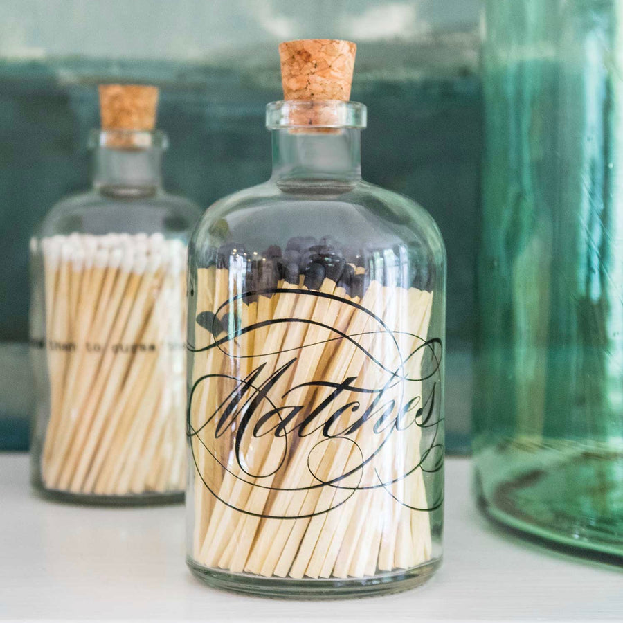 Skeem Design - Apothecary Calligraphy Matches Large