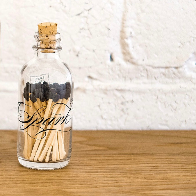 Skeem Design - Apothecary Calligraphy Matches Mini