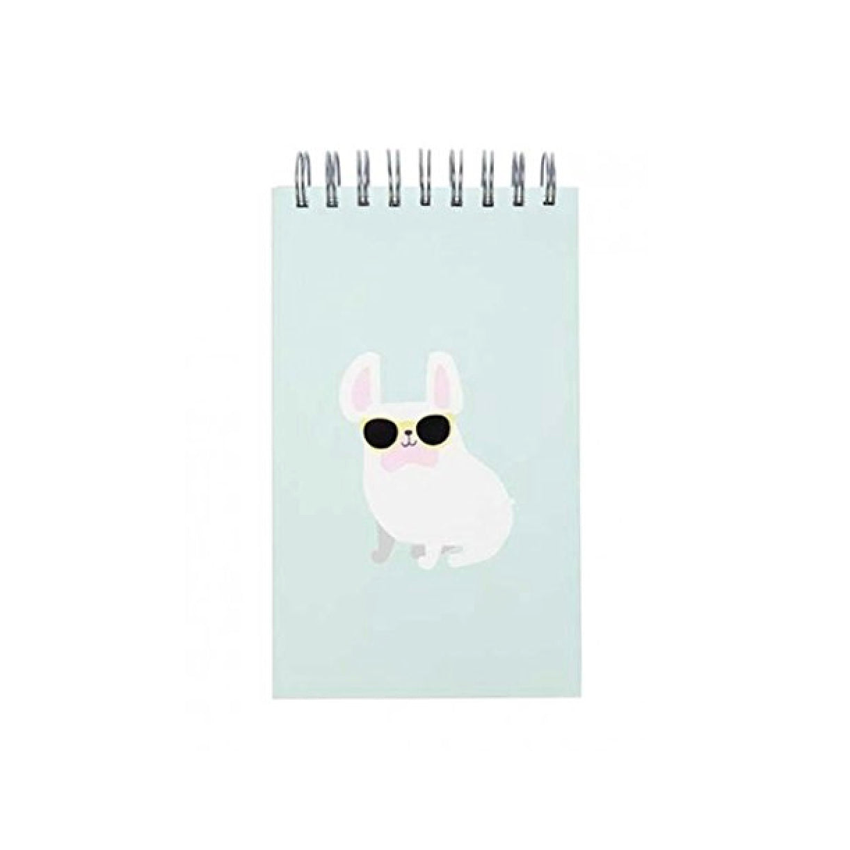 """Frenchie"" Spiral Flip Journal, CRG-CR Gibson, Putti Fine Furnishings"