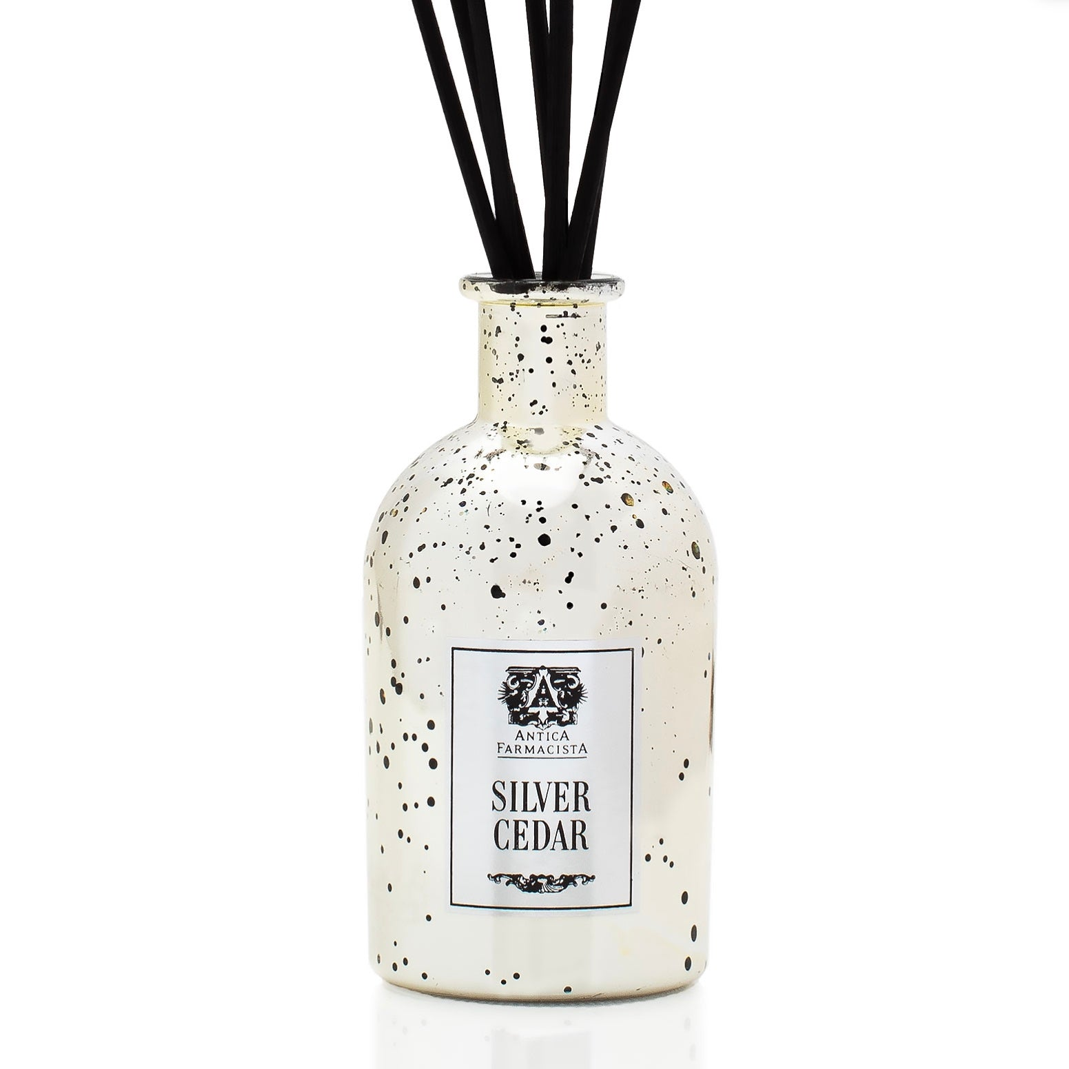Antica Farmacista Silver Cedar Diffuser 250ml, AF-Antica Farmacista, Putti Fine Furnishings