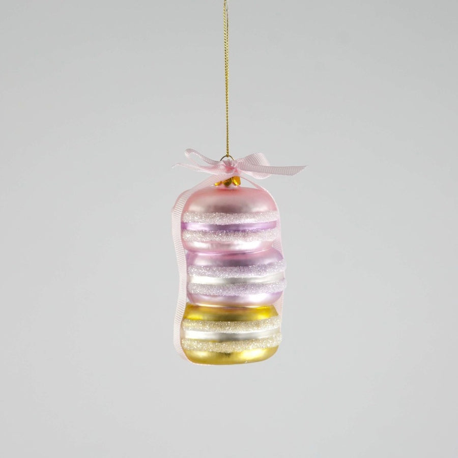 Macaroon Stack Ornament