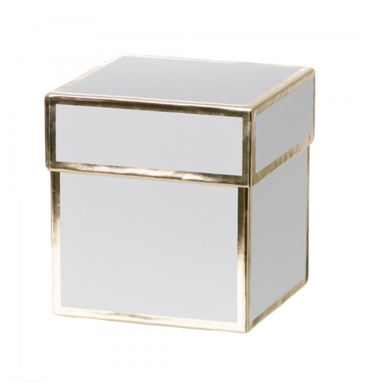 White And Gold Gift Boxes