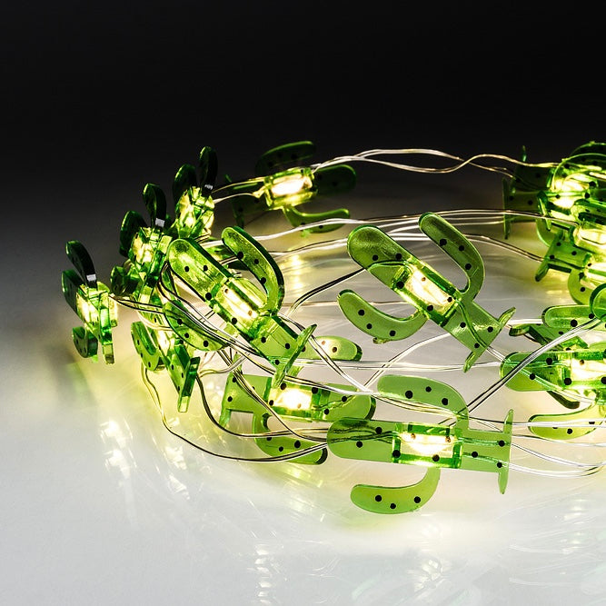 Cactus LED Light String