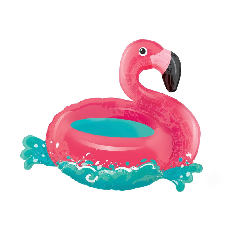 Floating Flamingo Balloon