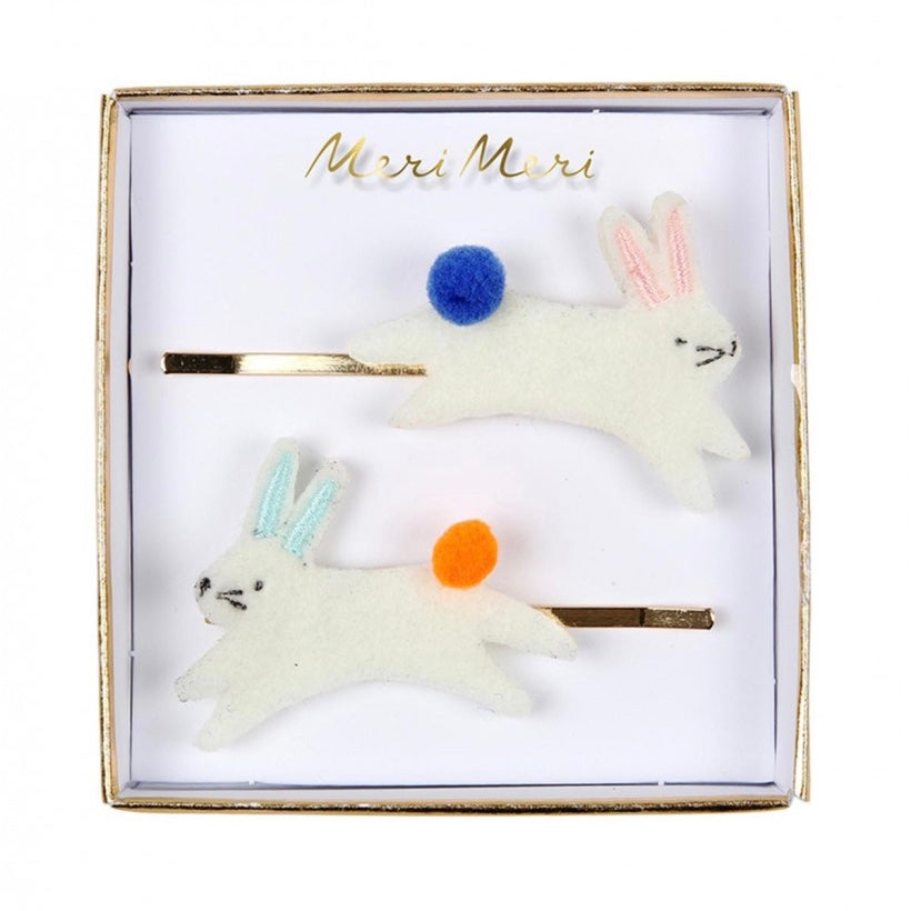 Meri Meri Easter Bunny Hair Pins, MM-Meri Meri UK, Putti Fine Furnishings