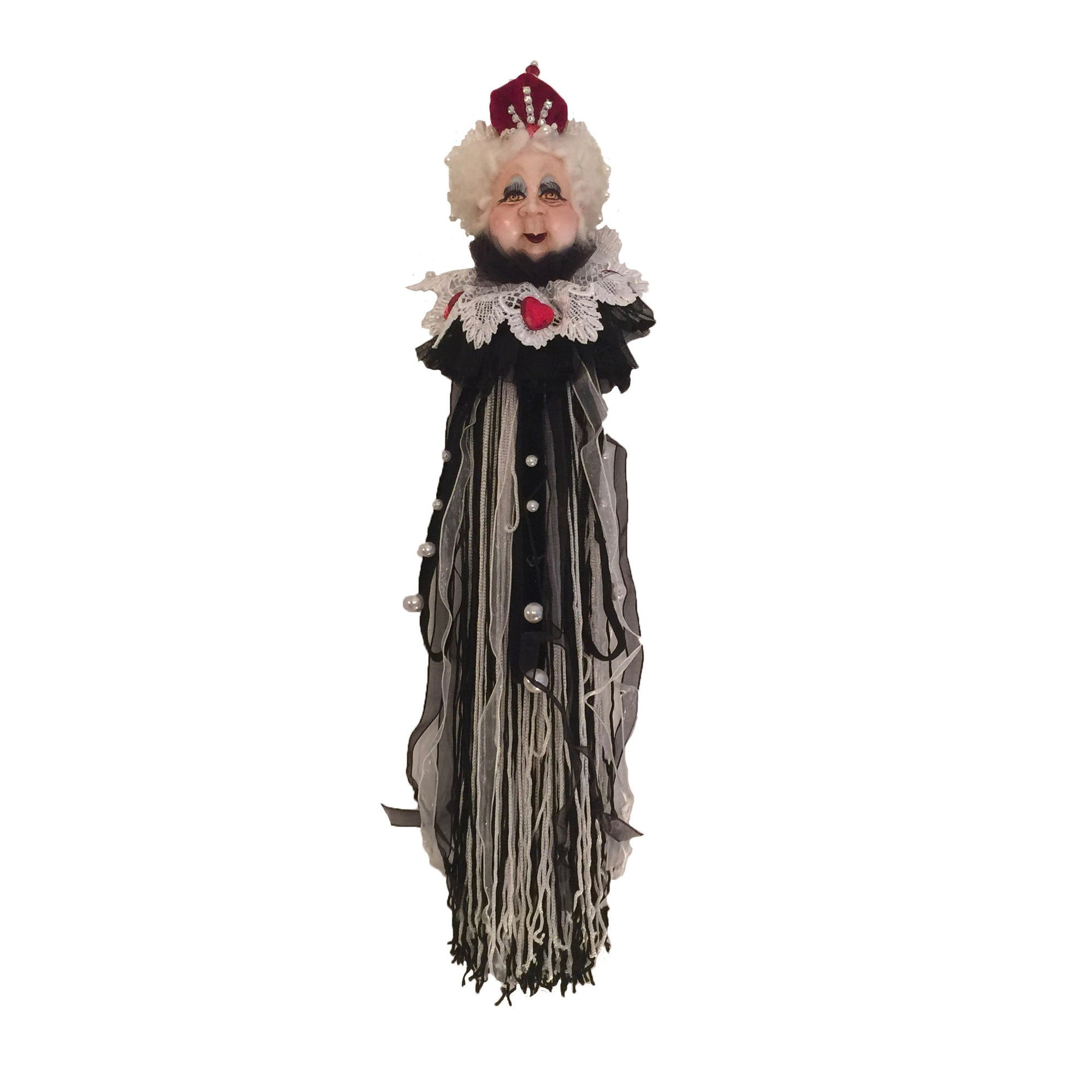 "Katherine's Collection ""Queen of Hearts"" Bottle Tassel, Katherine's Collection, Putti Fine Furnishings"