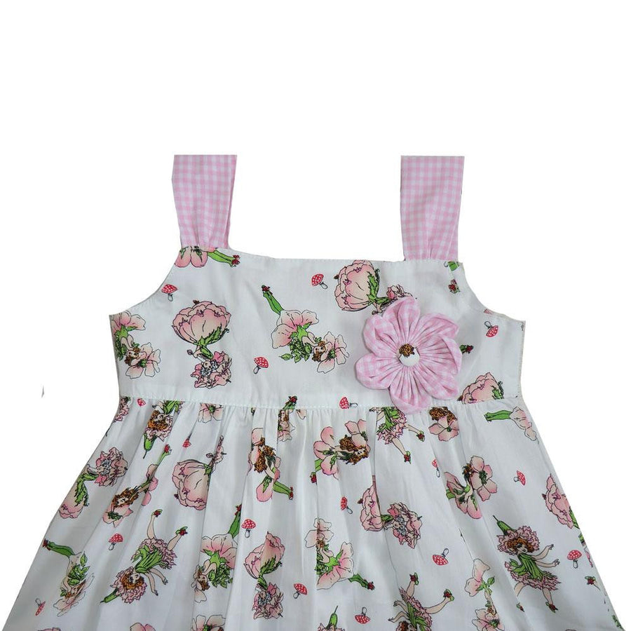 """Flower Fairy"" Dress"