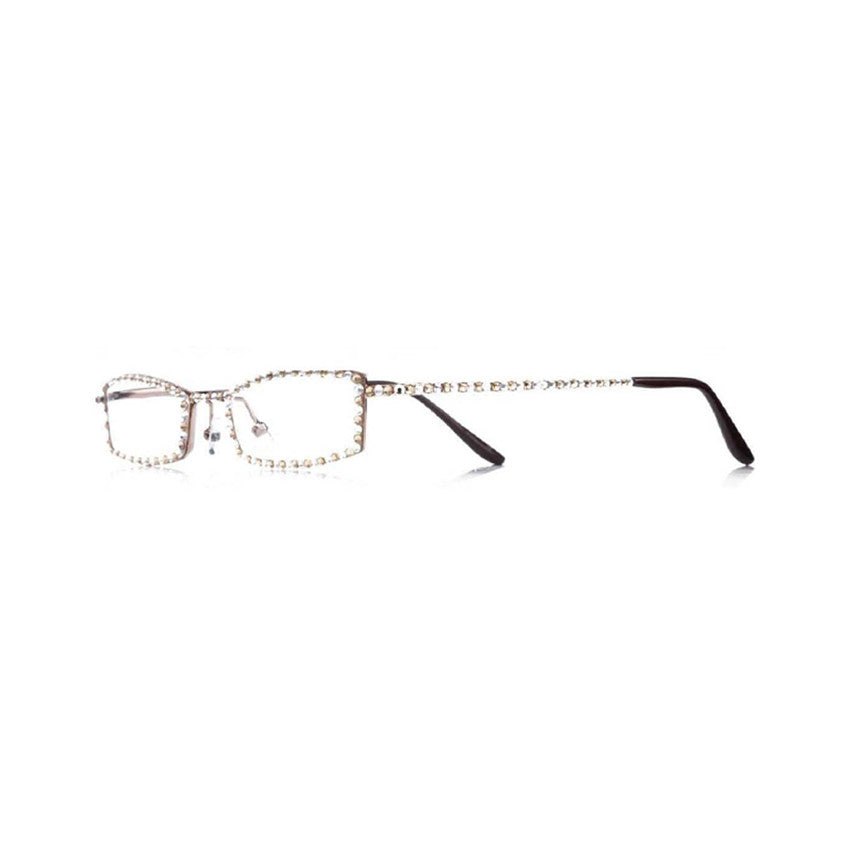Jimmy Crystal Reading Glasses
