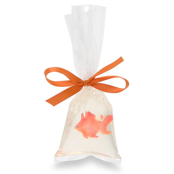"""Fish in a Bag"" Soap - Goldfish"