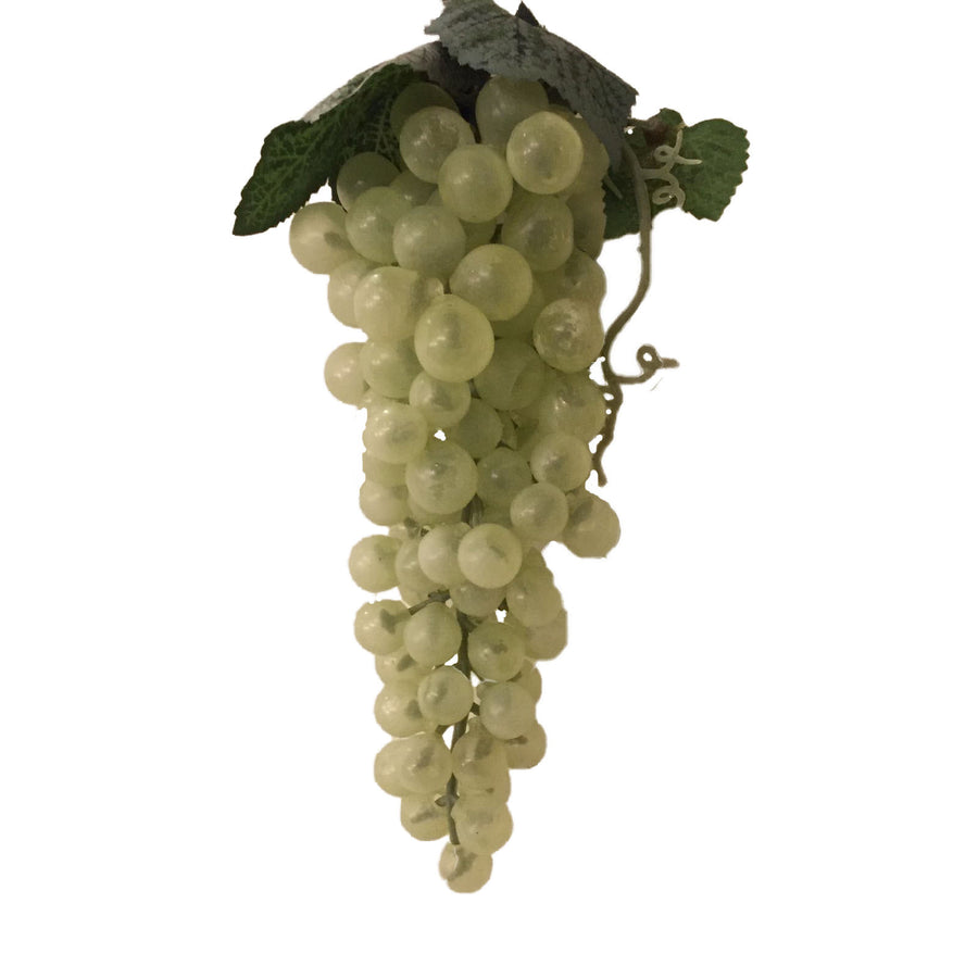 Green Plastic Grapes