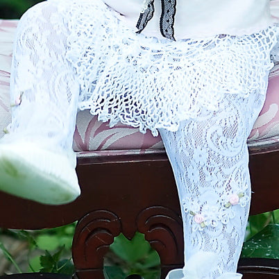 Dollcake Halo Lace Tights