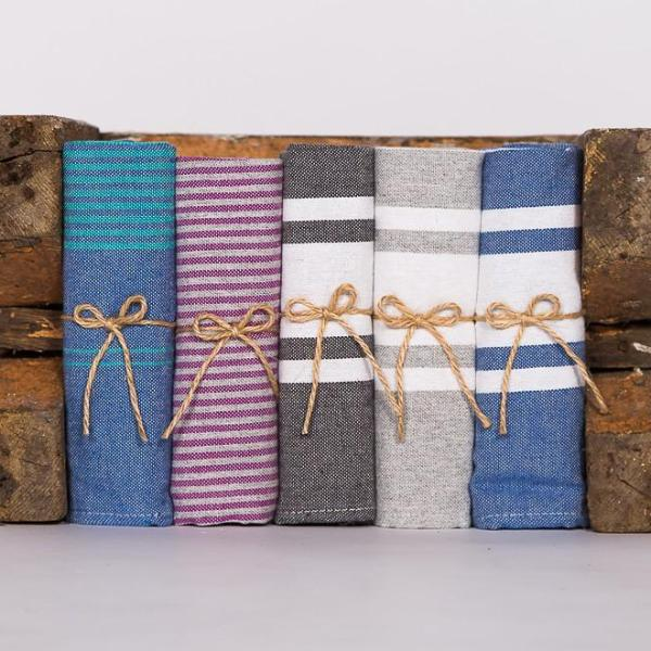Fouta Guest Towels
