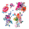 Tattly Temporary Tattoos - Watercolor Florals, TTT- Tattly Temporary Tattoos, Putti Fine Furnishings
