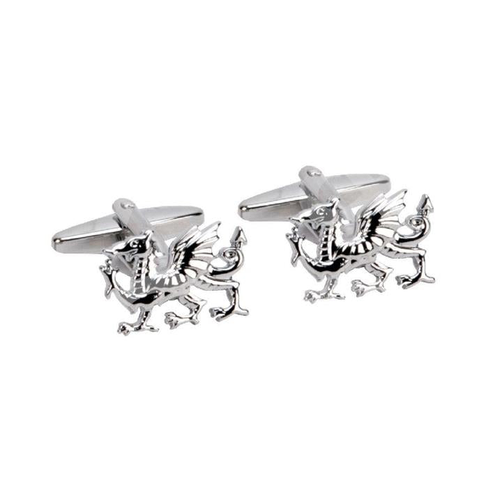 Harvey Mankin Dragon Cuff Links | Putti Fine Furnishings Canada