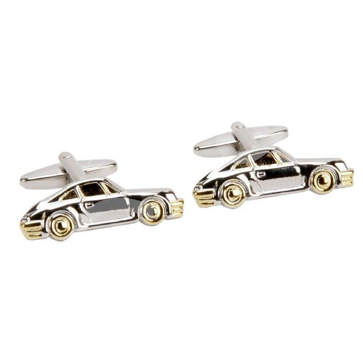 Harvey Mankin Cars Cuff Links - Putti Fine Fashions