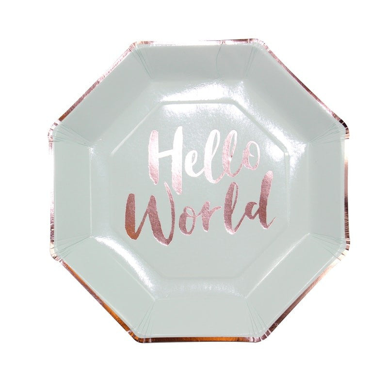 Paper Plates Party Supplies & Partyware | Putti Celebrations
