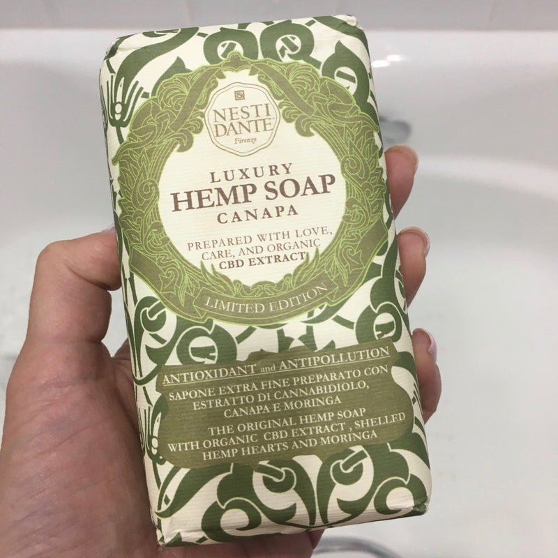 Nesti Dante Limited Edition Hemp Soap