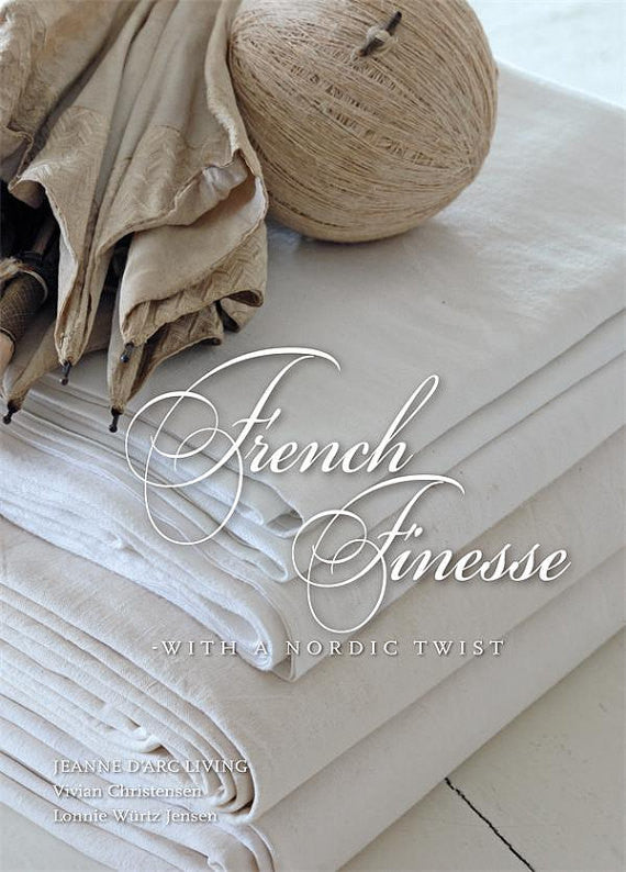 Jeanne d'Arc Living French Finesse-Book-Jeanne d'Arc Living-Putti Fine Furnishings