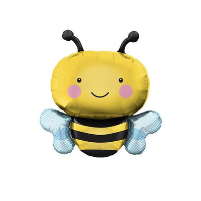 Bumble Bee Mylar Balloon -  Party Supplies - Northstar Balloons - Putti Fine Furnishings Toronto Canada - 1