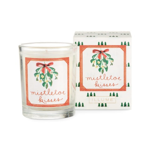 Illume Glad Tidings Mistletoe Votive Candle | Putti Fine Furnishings Canada