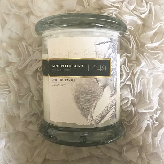 Apothecary Candle by Pure - Mimosa No.49-Candles-PHC-Pure Home Couture-Putti Fine Furnishings