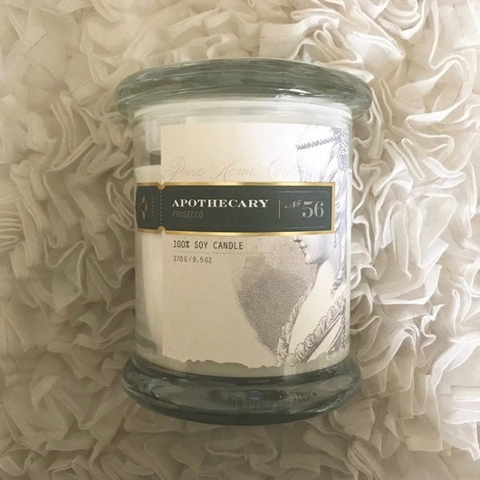 Apothecary Candle by Pure - Proseco No. 56-Candles-PHC-Pure Home Couture-Putti Fine Furnishings
