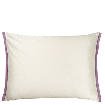 Designers Guild Kaori Lilac Cushion Sale -50%-Pillow-DG-Designers Guild-Lilac-Putti Fine Furnishings