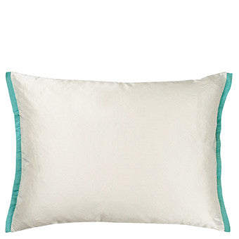 Designers Guild Kaori Sky Cushion Sale -50%-Pillow-DG-Designers Guild-Sky-Putti Fine Furnishings