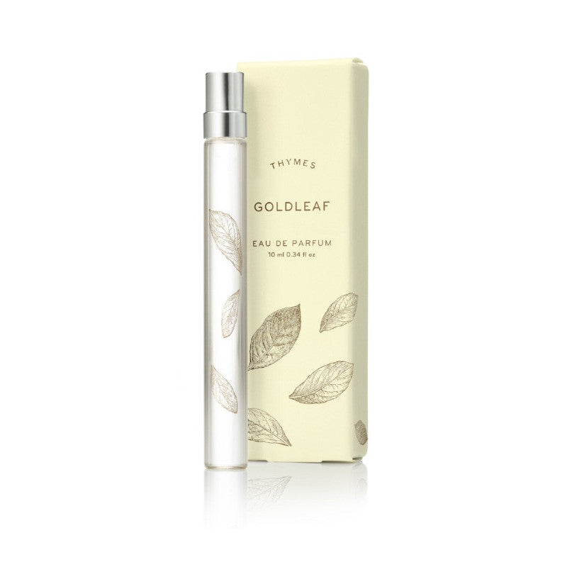 Thymes Goldleaf Eau de Parfume Spray Pen |  Putti Fine Furnishings Canada