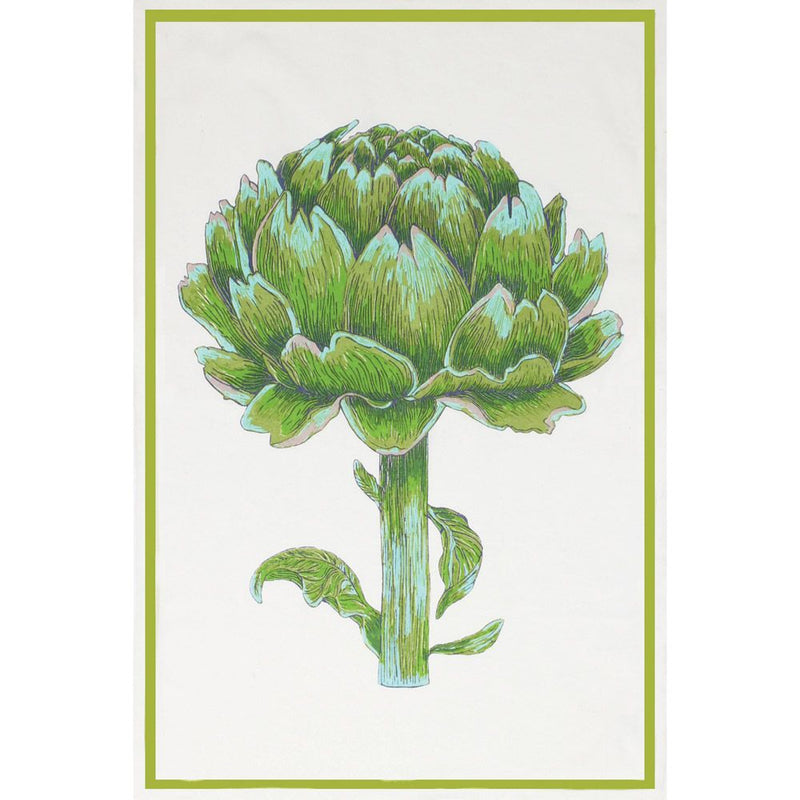 Artichoke Flour Sack Kitchen Towel - Set of 2