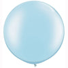 "Giant Round Balloon 30""- Pearlized Pastel Light Blue, SE-Surprize Enterprize, Putti Fine Furnishings"