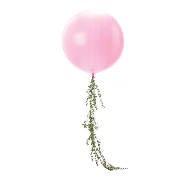 "Giant Round Balloon 36""- Pink"