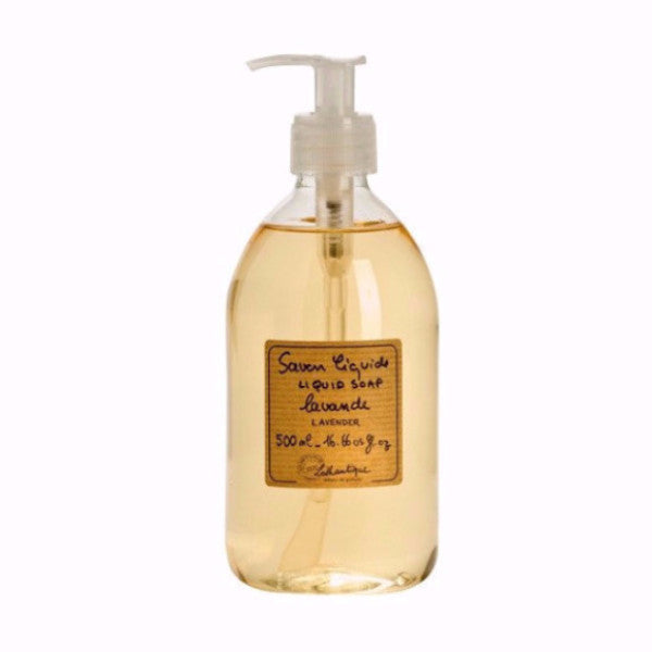 Lothantique Liquid Soap - Lavender -  Home Fragrance - Lothantique - Putti Fine Furnishings Toronto Canada